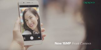 Oppo F1s Selfie Camera TechGuru